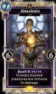Almalexia card (Legends) DWD