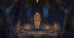 Elden Tree Throne Room (online)