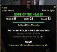 Healers Habit - Robe 28