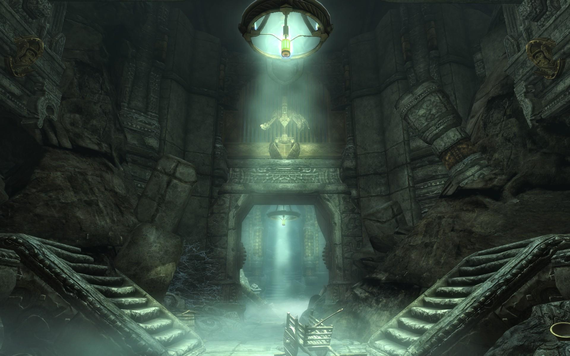 Nchuand-Zel: Ausgrabungsstätte | Elder Scrolls Wiki | FANDOM powered ...
