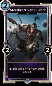 Steelheart Vanquisher (Legends)
