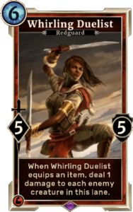 Whirling Duelist (Legends)