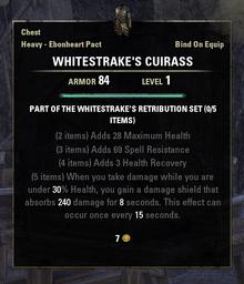 Whitestrake's Retribution