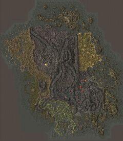 Карта Вварденфелла