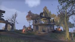 Сожжённое поместье