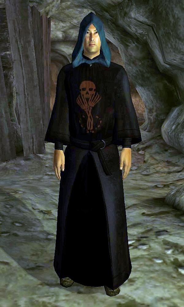 Necromancer (Oblivion) | Elder Scrolls | FANDOM powered by Wikia