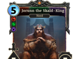 Jorunn the Skald-King (Legends)