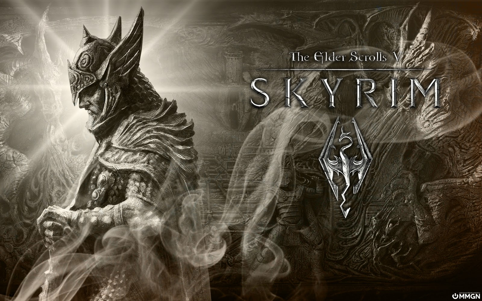 image - skyrim-wallpaper-1 | elder scrolls | fandom poweredwikia