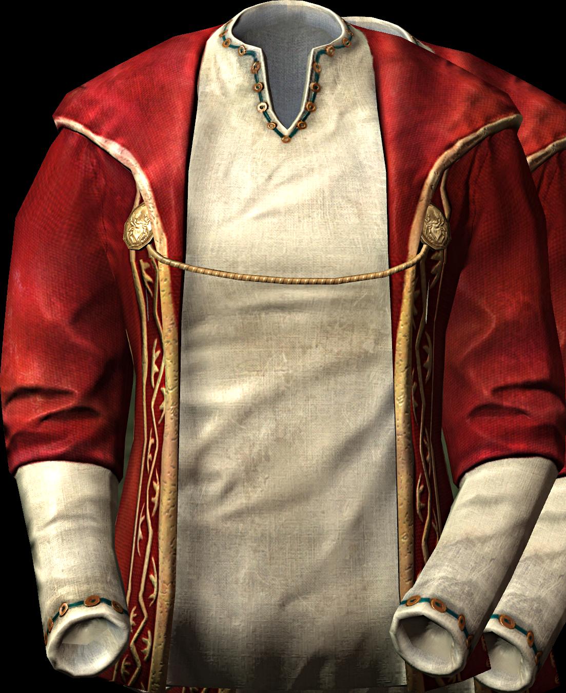 Male Red Wedding Dress