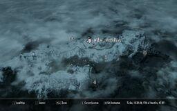 Widow's Watch Ruins (Map)