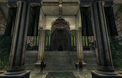 Cheydinhal Castle County HallEntrance