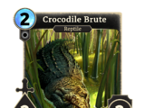 Crocodile Brute (Legends)