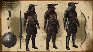 Minotaur Armors