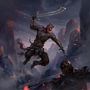 Najemnik Pazurów Wojny (Legends)