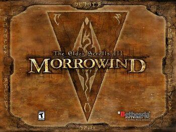 TES3 - Morrowind
