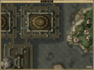 Vivec, St Olms South three Local Map Morrowind