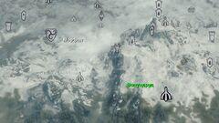 Volundrud map