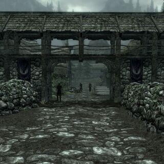 Wejście do Falkret