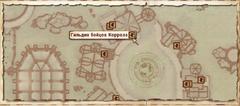 Гильдия бойцов Коррола (Карта)