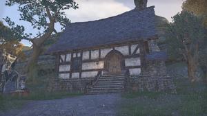 Здание в замке Алькаир 6