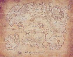 Карта Тамрыэля