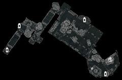 Крепость Треснувший Бивень Карта Cracked Tusk Keep Map 001