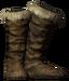 Сапоги на меху Fur-lined Boots 0005DB7E