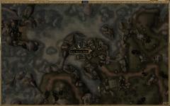 Хижина Альди. Карта