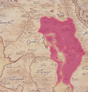 Cesarstwo Alezjańskie (przed 1E 448) by ITakNieZnasz