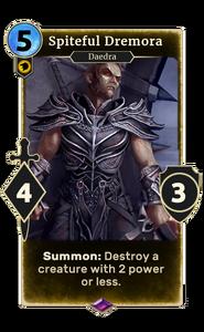 Spiteful Dremora