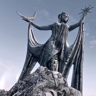 Kaplica Azury z gry The Elder Scrolls V: Skyrim