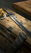 Iron Sword card art