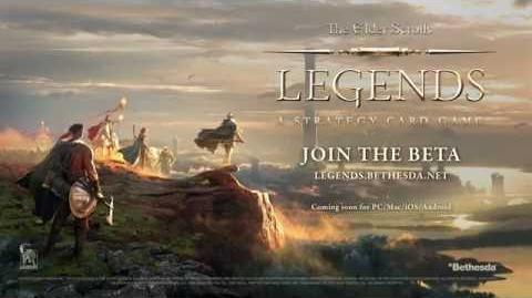 The Elder Scrolls Legends - Official E3 2016 Campaign Intro Cinematic