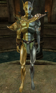 Vivec Morrowind