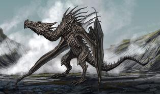 Дракон Нуминекс