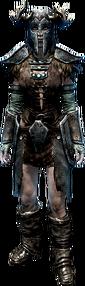 Древняя нордская броня (ж)