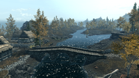 Рифт — подножие Глотки Мира