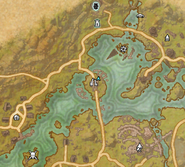 Enchanter Survey Bangkorai MiniMap