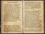 Vazshara's Journal