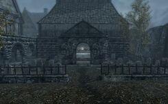 Главный вход в Гильдию воров (Skyrim)