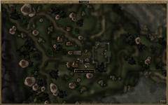 Дом Анасси. Карта