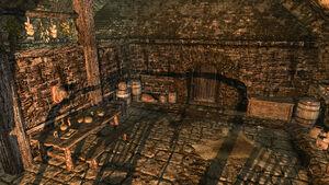 Дом Валиндора - прихожая
