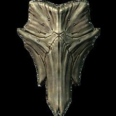Драконий панцирный щит