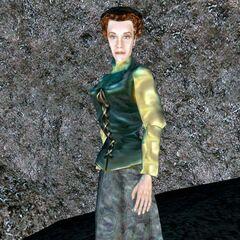 Mara pod postacią Amy Nin z gry The ELder Scrollls III: Morrowind