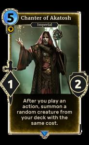 Chanter of Akatosh