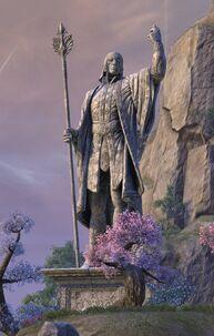 Estátua de Syrabane (Online)