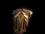 Gold Left Pauldron