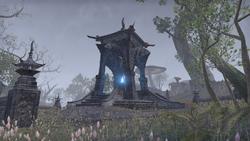 Дорожное святилище долины Призрачного Змея