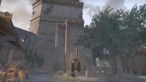 Здание в Причале Абы 3