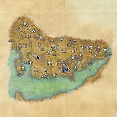 Штормхевен-Дорожное святилище Вэйреста-Карта